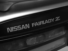 Nissan 300ZX Fairlady Z Rear hatch decal, Nismo ,sticker Various Colours