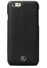 Mercedes Benz Perforated Leather Grill iPhone 6/6S Case