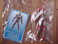 MARVEL Iron Man MARK 42 Figure Only from Hall of Armor 6 Pack