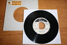 "Colosseum / 7"" record Italy PROMO Jukebox / Walking in The Park - Those about to"