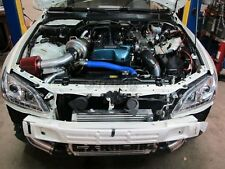 Turbo Kit For Lexus IS300 2JZGTE 2JZ-GTE Swap Intercooler Manifold Downpipe
