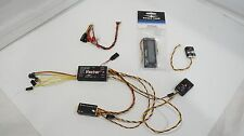 Eagle Tree Systems, LLC Vector Flight Controller XT60 + OSD, InfoPanel and Alert