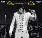 "Elvis : That's The Way It Is 2 CD : FTD Special Edition / Classic Album 7"" Prese"