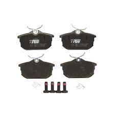 Plaquettes de frein, frein à disque trw gdb1314