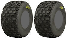 Pair 2 ITP Holeshot GNCC 20x10-9 ATV Tire Set 20x10x9 20-10-9