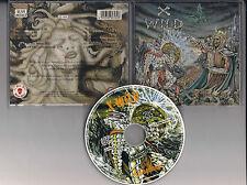 X-LAND Savageland CD 1996 RARE Running Wild Grave Digger Rage Iron Savior X LAND