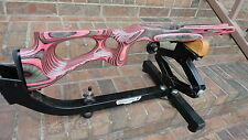 Ruger 10/22 GLOSS PINK CAMO Extreme 920 Stock & STUDS FREE SHIP REAL PICS # 54