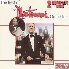 Best of the Mantovani Orchestra 2 CD Box Set 24 Songs Minty CDs