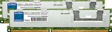 8GB (2 x 4GB) DDR3 1333MHz PC3-10600 ECC REGISTERED MAC PRO (MID 2010-2012) RAM