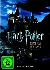 Harry Potter - Complete Collection [8 DVDs]  - NEU in Folie