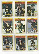 1982-83 O-Pee-Chee Hockey you pick 10 picks $2.00 NM to Mint
