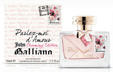 Parlez-Moi d' Amour Charming Edition John Galliano 50 ML EDT READ CI-DESSOUS