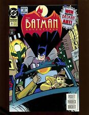 Batman Adventures (1992) #9 VF+ Parobeck Rupert Thorne Harvey Dent Com. Gordon