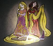 Disney Fairytale Designer Pin LE - Rapunzel and Mother Gothel from Tangled
