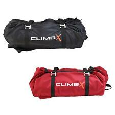 New Rock Climbing Rope Kit Bag Folding Shoulder Straps Outdoor Camping Hiking