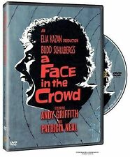 A Face In The Crowd - All Region Compatible Andy Griffith,  Patricia Neal  NEW