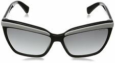 Police Eyewear Women's S1877M-07VB Cateye Sunglasses Black