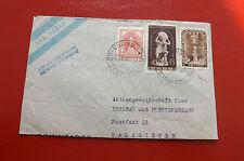 *Brief Beleg - Argentinien Deutschland - Salzgitter AG  50-er Jahre (95)