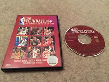 NBA The Foundation, Superstars On And Off The Court - Basketball DVD (Region 3)
