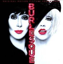 Burlesque by Various Artists, Original Soundtrack (CD, Nov-2010, RCA)