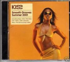 (40G) Kiss, Smooth Grooves Summer 2001 - 2 CDs