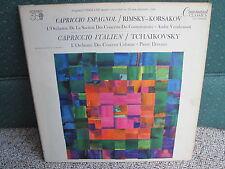 Capriccio Espagnol / Rimsky-Korsakov Capriccio Italien / Tchaikovsky