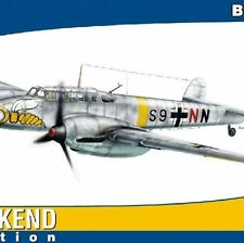 EDUARD MODELS 1/72 Bf110E Fighter (Wkd Edition Plastic Kit) EDU7419