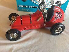 Nylint Toys Thimble Drome Champion Teather Race Car Replica Non-function Engine
