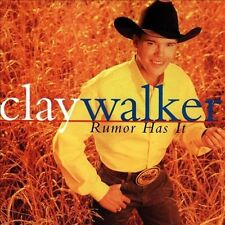 NEW SEALED Rumor Has It by Clay Walker (CD, Apr-1997, Giant (USA))