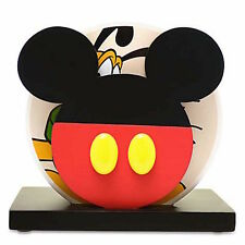 disney parks mickey and friends fab 4 coaster set new with box