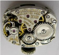 LeCoultre 9OLN Lady watch movement 17 jewels for parts ... vxn ...
