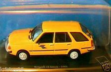 RENAULT 18 BREAK 1981 MUSEE DE LA POSTE 1/43 NOREV new EDITION ATLAS PTT JAUNE