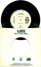 "Blue Rodeo - Rebel b/w Joker's Wild  RARE ORIG 1987 Promo Only 7"" 45rpm (Mint!)"