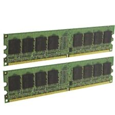 1GB PAIR OF HYNIX HYMP564U64BP8-Y5 AB-T 1Rx8 DDR2 PC2-5300U-555-12 667MHz