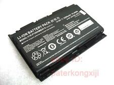+ Genuine CLevo battery P150HM P151HM , Sager NP8150 NP8130, P150HMBAT-8 76.96Wh