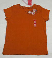 GYMBOREE GIRLS SIZE 9 NWT TOP ROCKY MOUNTAIN FLORAL FLOWERS BEADS SEQUINS SHIRT