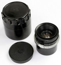 For Contax / Kiev: 35mm 1:2,8 Jupiter-12 COMPLETE Wie NEU & LIKE NEW condition A