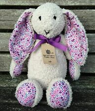 Hand Knitted Liberty Phoebe Bunny