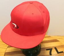 """""""KITE THE GORGE"""" ORGEON WIND SURFING HAT RED SIZE L/XL VERY GOOD CONDITION"""