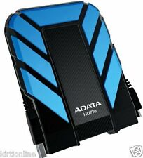 "Adata HD710 1TB USB 3.0 HDD 2.5""-(Blue)"
