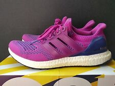 "Adidas Ultra Boost 1.0 ""Electric Purple"" Running Shoes Womens Sz 10 Mens 8.5 9"