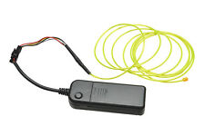 Green Motion Activated EL Wire - 3 Meter