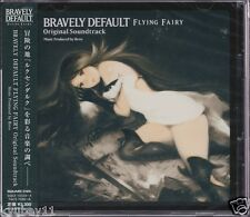 New Bravely Default Flying Fairy Original Soundtrack 2 CD Japan SQEX-10333 Revo