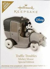 Hallmark 2012 Trafic Troubles Disney Mickey Mouse  Limited Edition