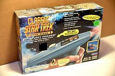 1996 Star Trek Playmates Starfleet Phaser Movies 1 & 2 Collectors Series