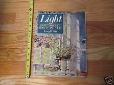 Light How to see it how to paint it instruction book Art artist BOOK