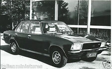 Opel Commodore GS 2.8 1973 Original Press Photograph