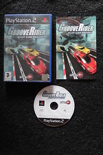 PS2 : GROOVERIDER : SLOT CAR RACING - Completo! Grandi emozioni !