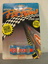 RICHARD PETTY 43 OFFICIAL 1992 PIT ROW STOCK CAR AUTO DIE CAST REPLICA RETRO NWT