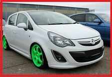 VAUXHALL OPEL CORSA D - 5 DOOR after facelifting - FULL BODY KIT - OPC VXR look